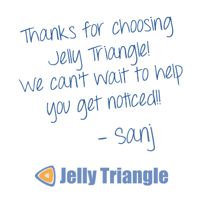 thanks for choosing jelly triangle sidebar